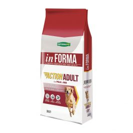 Naturalpet IN FORMA Action adult pollo 3 Kg
