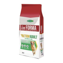 Naturalpet IN FORMA Action Adult Agnello 3 kg