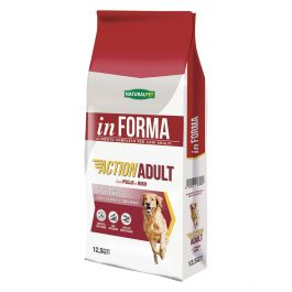 Naturalpet IN FORMA Action Adult Pollo 12,5 kg