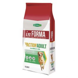 Naturalpet In Forma Action Adult Agnello 12,5 kg