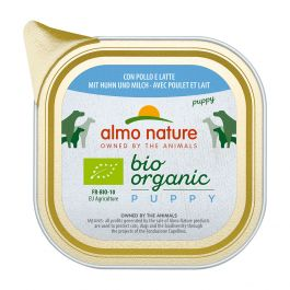 Almo Nature Bio Puppy pate pollo 100 gr