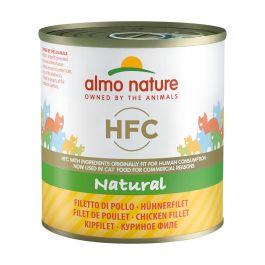Almo Nature Classic 280 gr Filetti di pollo