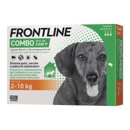 Frontline Combo Spot-On cane superiore a 40 kg 3 pipette