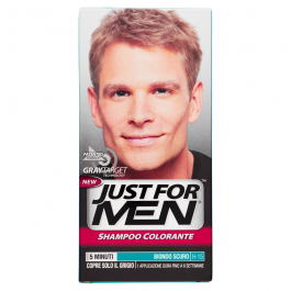Just For Men Shampoo Colorante Biondo Scuro H-15