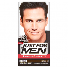 Just For Men Shampoo Colorante Nero H-55