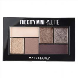 Maybelline City Mini Palette Chill Brunch Neutrals N.410