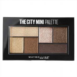 Maybeline The City Mini Palette Rooftop Bronzes N.400