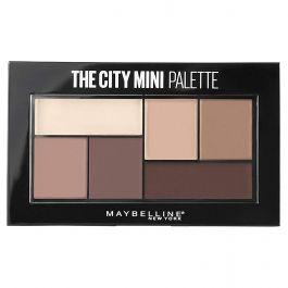 Maybelline The City Mini Palette Matte About Town N.480