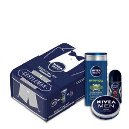 Nivea Men Essential Crema 75 ml + Doccia 250 ml + Deodorante 50 ml
