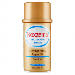 Noxzema Protective Argan Oil Schiuma da Barba 300 ml