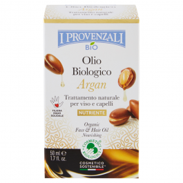 I Provenzali Bio Olio Biologico Argan 50 ml