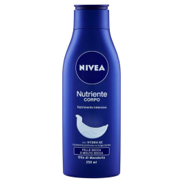 Nivea Crema Corpo Nutriente 250 ml