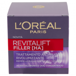 L'Oréal Paris Revitalift filler [HA] Trattamento Anti-rughe Rivolumizzante 50 ml