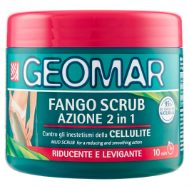 Geomar Fango Scrub Anti Cellulite 500ml