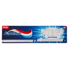 Aquafresh Intense Clean White Dentifricio 75 ml