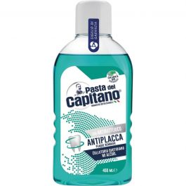 Pasta del Capitano Antiplacca Collutorio 400 ml
