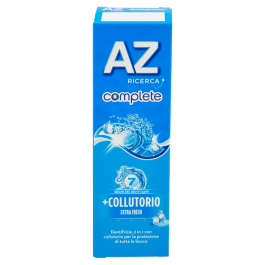 Az Ricerca Complete + Collutorio Extra Fresh Dentifricio 75 ml