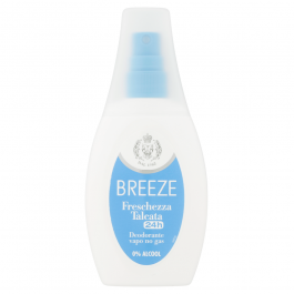 Breeze Freschezza Talcata Deodorante Vapo 75 ml