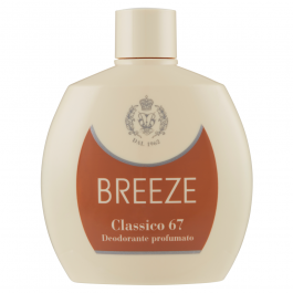 Breeze Classico 67 Deodorante Squeeze 100 ml