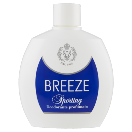 Breeze Sporting Deodorante Squeeze 100 ml