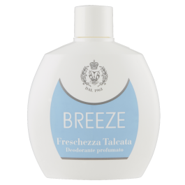 Breeze Freschezza Talcata Deodorante Squeeze 100 ml