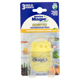 Mister Magic Ovetto Frigo Limone