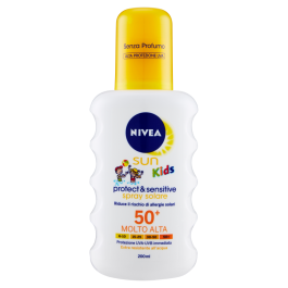 Nivea Sun Kids Spray Pure & Sensitive Spf 50+ 200 ml