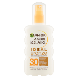 Ambre Solaire Ideal Bronze Spray Spf 30 200 ml