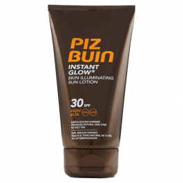 Piz Buin Instant Glow Skin Illuminating Sun Lotion Spf 30 150 ml