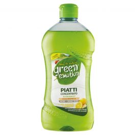 Green Emotion Limone Detersivo Piatti Gel 500 ml