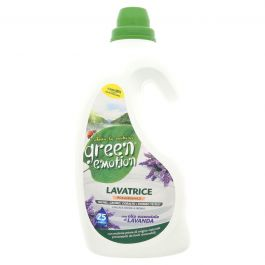 Green Emotion Lavanda Detersivo Lavatrice 1500 ml