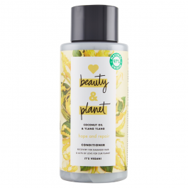 Love Beauty and Planet Balsamo Coconut Oil & Ylang Ylang 400 ml