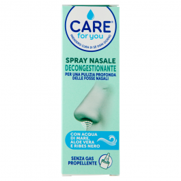 Care For You Spray Nasale Decongestionante 20 ml