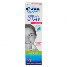 Care For You Spray Nasale Ipertonico 125 ml
