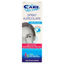 Care For You Spray Auricolare Nebulizzato 100 ml