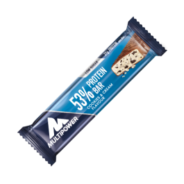 Multipower 53% Protein Bar Cookies Cream