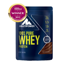Multipower 100% Pure Whey Cacao 450 g