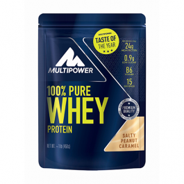 Multipower 100% Pure Whey Salty Caramel 450 g
