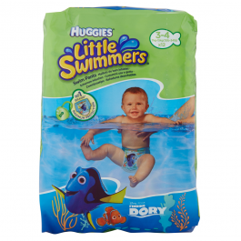 Huggies Little Swimmers (7-15 Kg)12 Pezzi