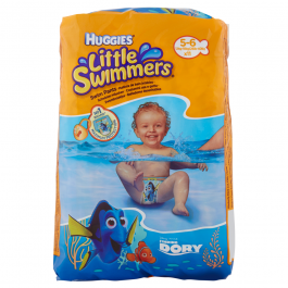 Huggies Little Swimmers (12kg-18kg) 11 Pezzi