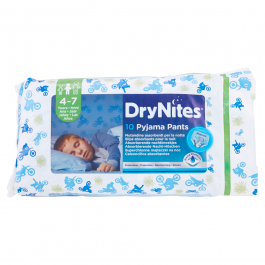 Huggies Drynites Medium Boy 10 Pezzi
