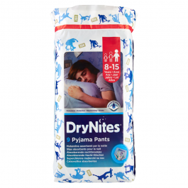 Huggies Drynites Large Boy 9 Pannolini