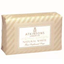 Atkinsons Sapone Natural White 125 gr