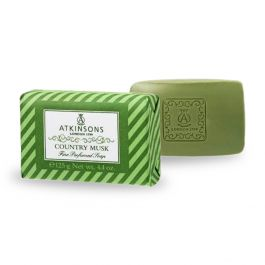 Atkinsons Sapone Country Musk 125 gr