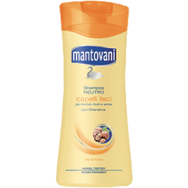 Mantovani Shampoo Assortito 400ml