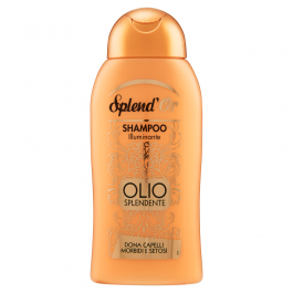 Splend'Or Olio Splendente Shampoo Illuminante 300 ml
