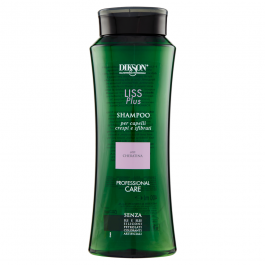 Dikson Liss Plus Shampoo 400 ml