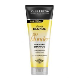 John Frieda Sheer Blonde Shampoo Schiarente 250 ml
