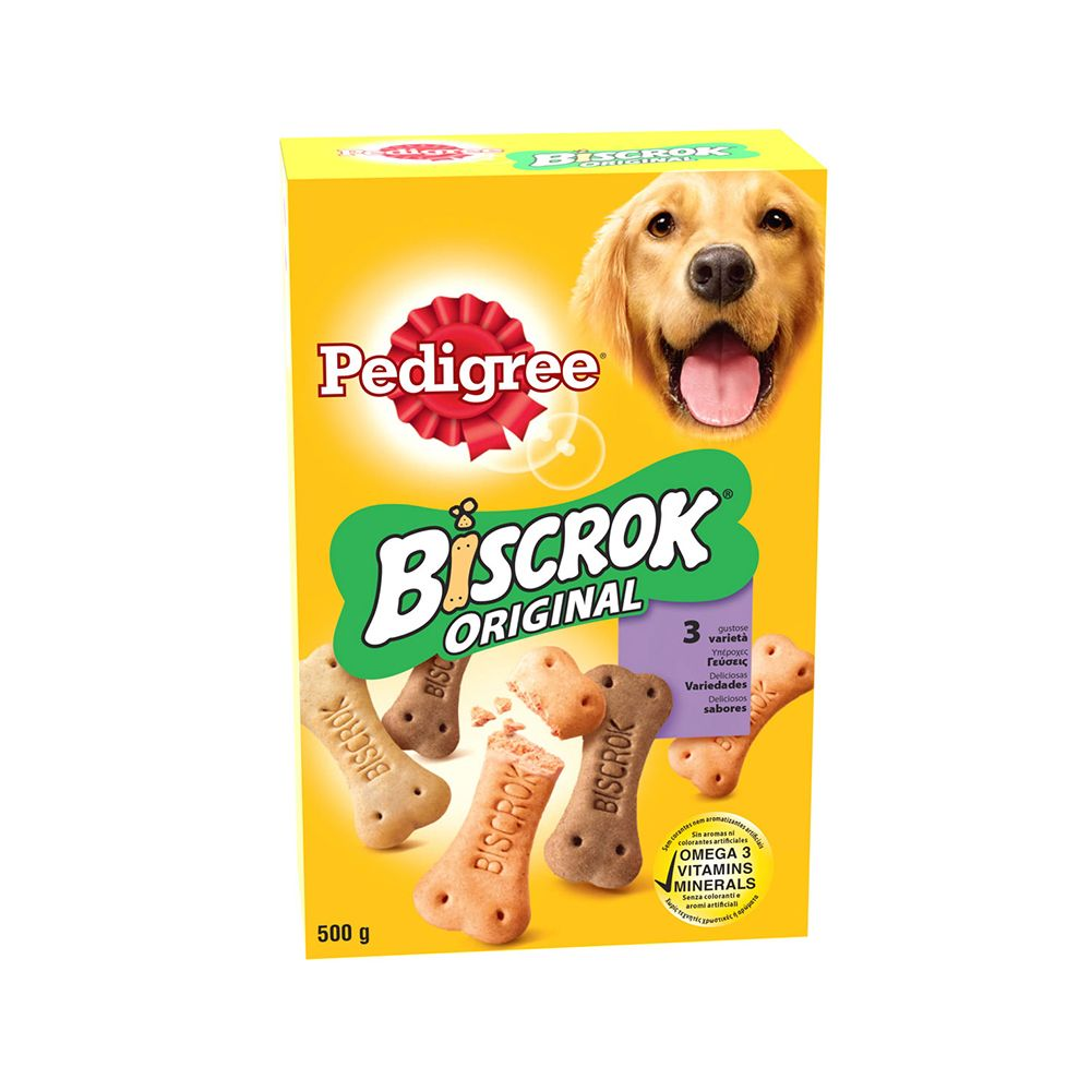 Pedigree Markies Minis 500 gr