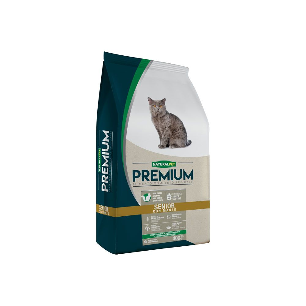 Croccantini Premium Senior Cat